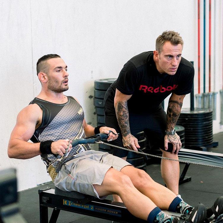 Matteo Fuzzi coach fare progressi con metodo di allenamento coach