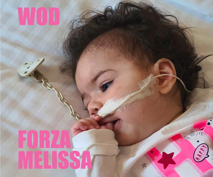 wod for melissa evento benefico