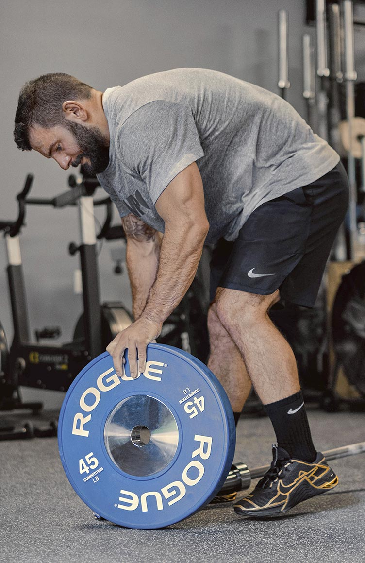 mat fraser bumpers con nuove metcon 7 mat fraser
