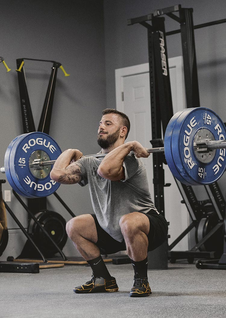 mat fraser clean con nuove metcon 7 mat fraser